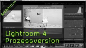 Prozessversion, Lightroom
