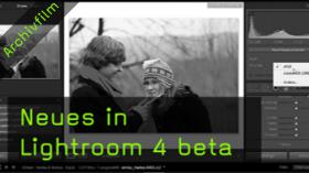 Neuigkeiten, Lightroom 4 beta, Kate Breuer, LR4beta