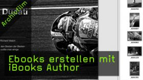 ebooks mit ibooks author