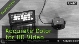 photokinaTV - Accurate Color for HD Video