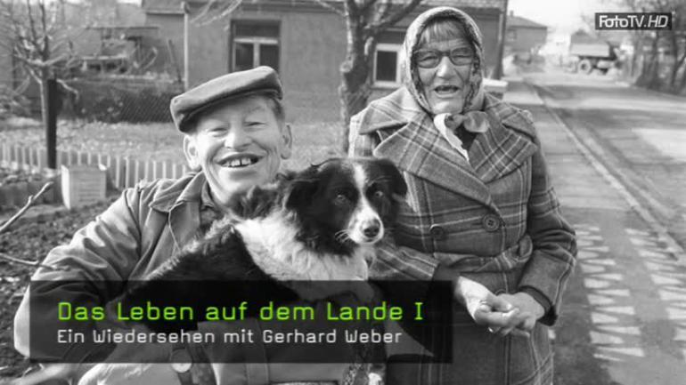 Gerhard Weber, Reportage, Portrait, DDR, Mulde