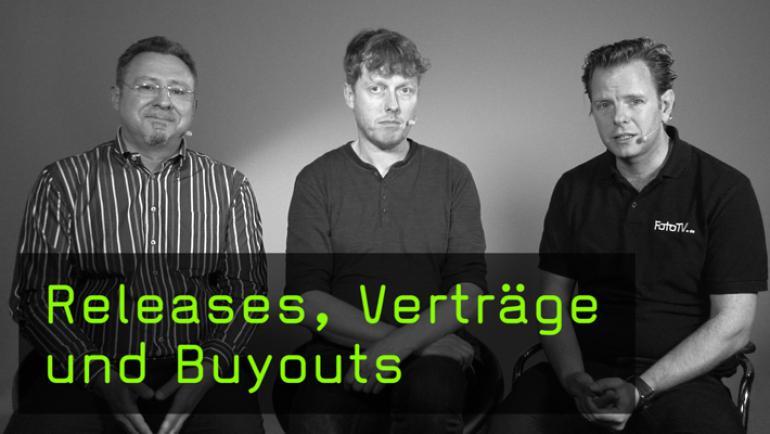 Video Fotografenrecht Releases Verträge Und Buyouts