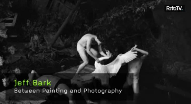 Jeff Bark, Nude, Akt, Portrait, konzeptionelle Fotografie