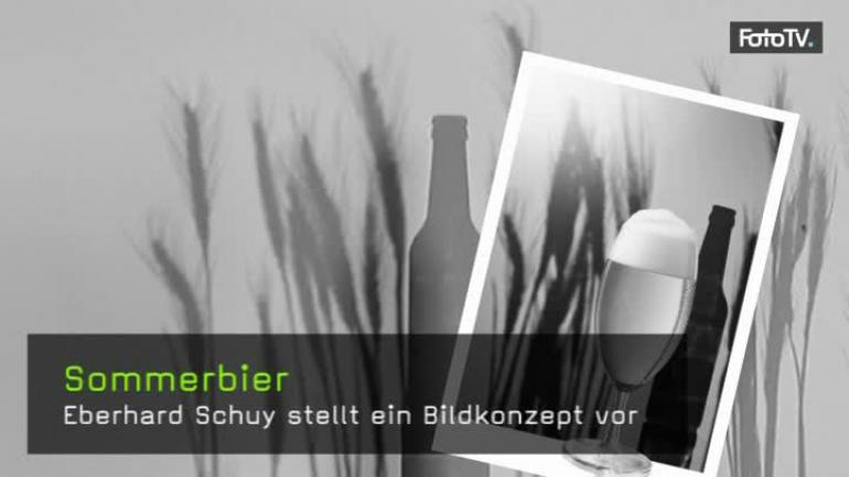 Bier fotografieren, Bier Produktfoto/Stillif