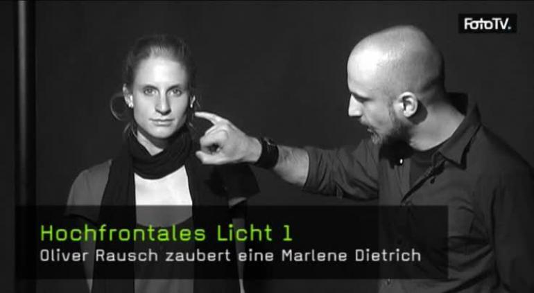 Hochfrontales Licht 1
