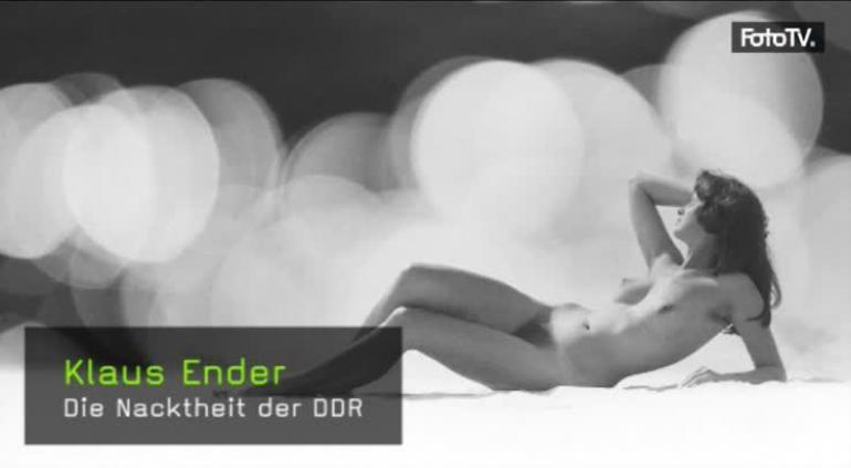 Klaus Ender, Aktfotografie, DDR