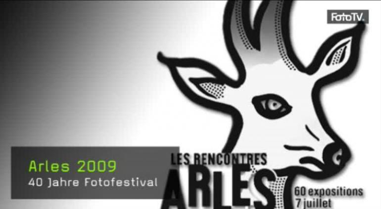 Arles Fotofestival 2009