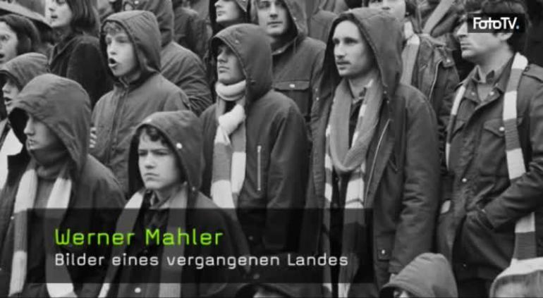 Ostkreuz Werner Mahler