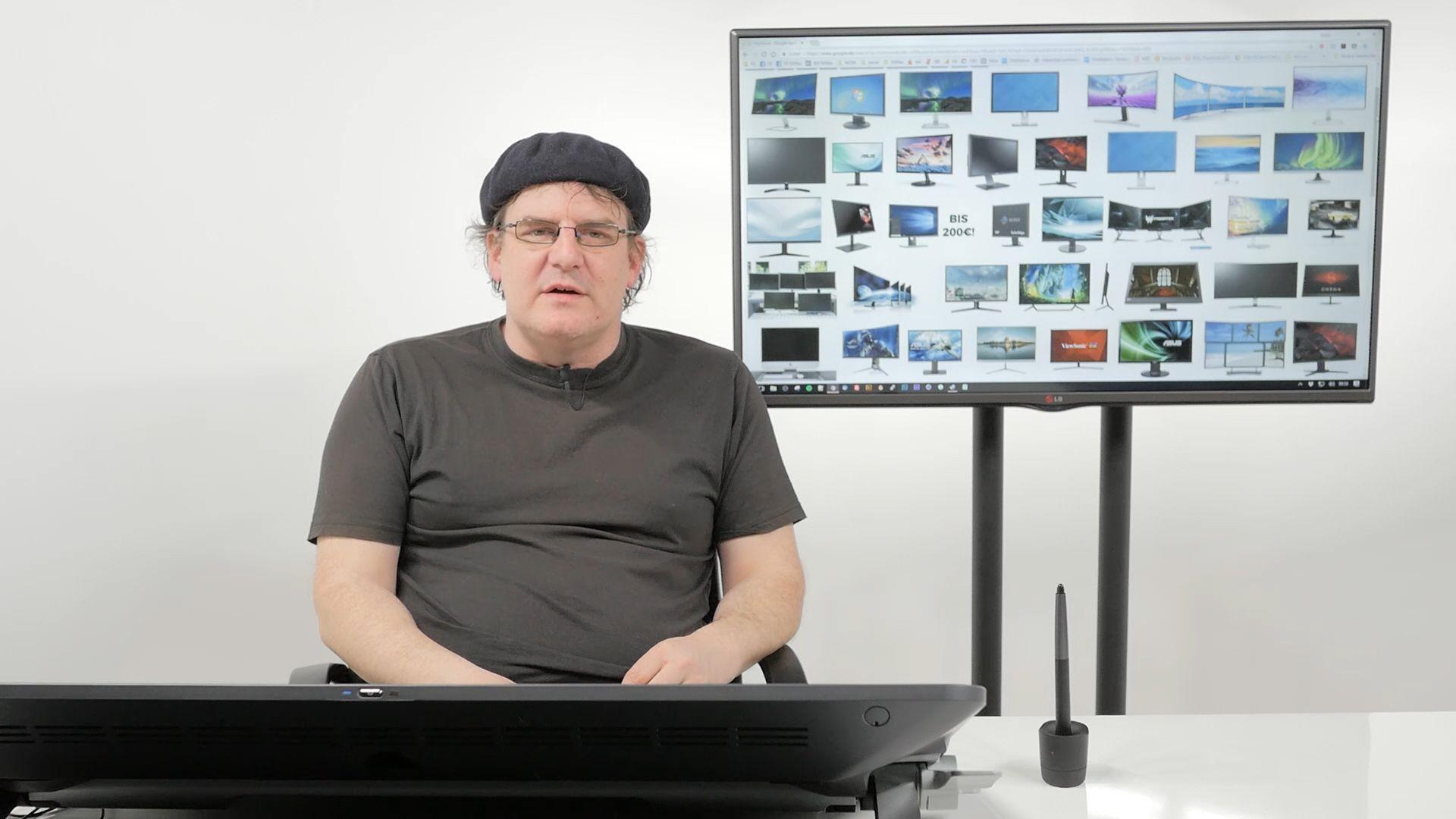 Video-Tutorial, Farbprobleme