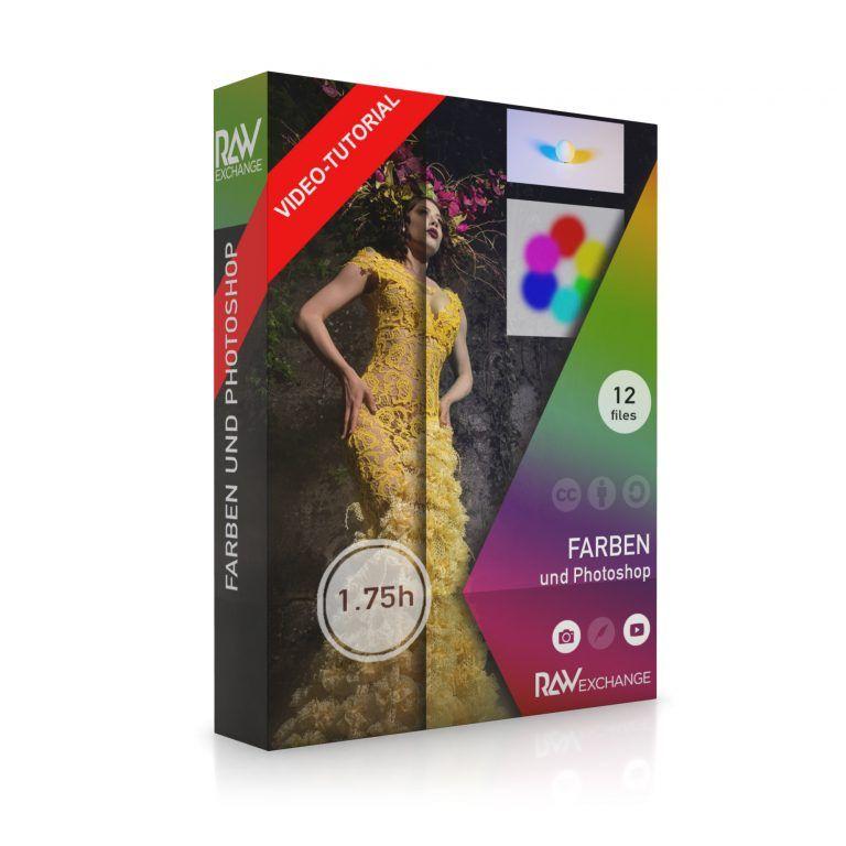 Farben, Photoshop-Tutorial, Bildbearbeitung