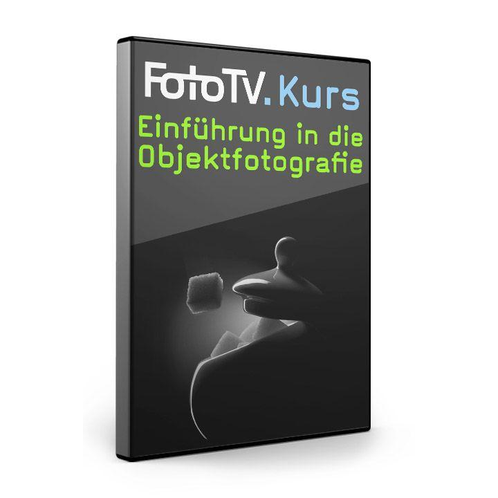 Einführung in die Objektfotografie