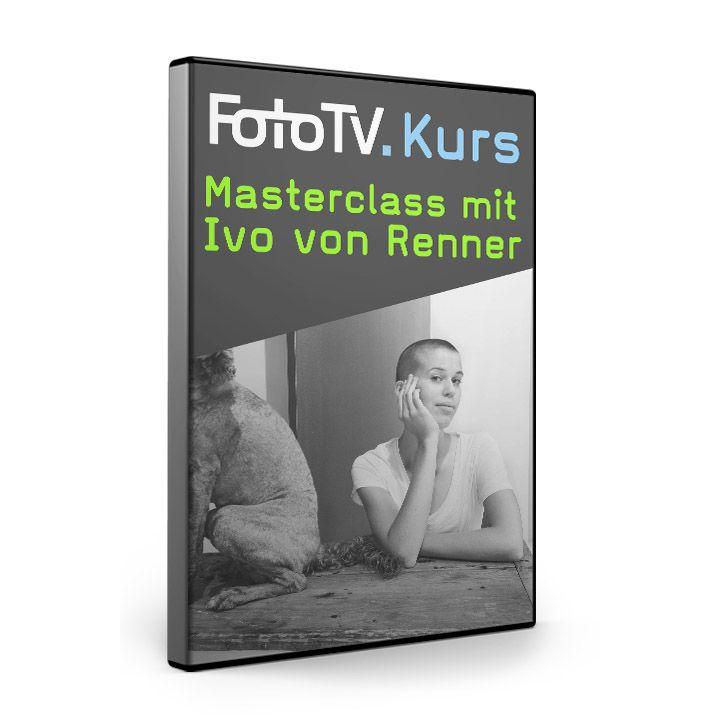 Ivo von Renner, Portraitfotografie