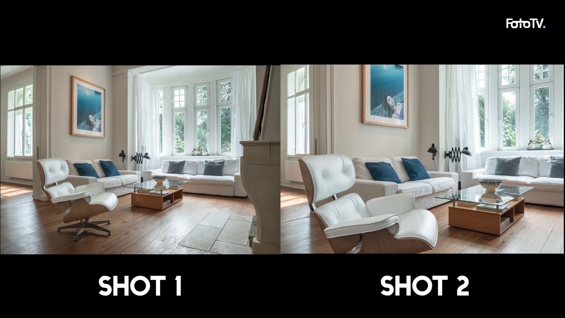 Innenräume fotografieren