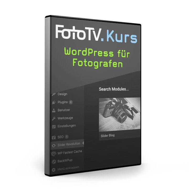 WordPress für Fotografen